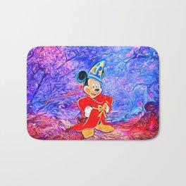 Sorcerer Mickey Bath Mat