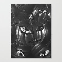 halloween tides Canvas Print