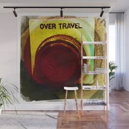 over travel 2 Wall Mural