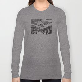 Water Nymph XXX Long Sleeve T-shirt