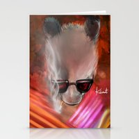 infamous Stationery Cards featuring infamous by kobymartin