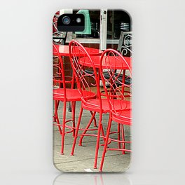 Not Quite Lunchtime iPhone Case
