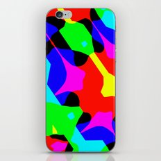 Abstract ABC J iPhone Skin
