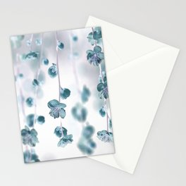Cherry Flower 2 (spring floral pattern) Stationery Cards