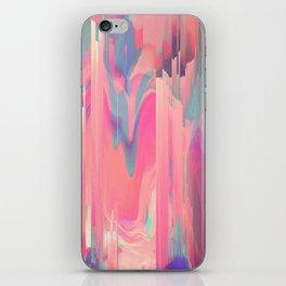 Simply Glitches iPhone Skin