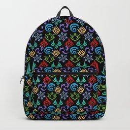genshin pattern Backpack
