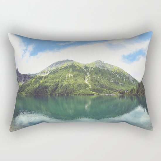 Eye of the Sea Rectangular Pillow