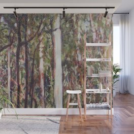 The Australian forest Wall Mural
