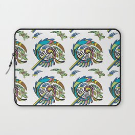 Lizard Enticement Laptop Sleeve
