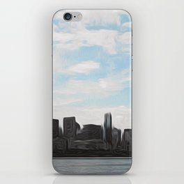 City Swept iPhone Skin