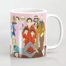 Royal Tenenbaums Family Portrait  Coffee Mug