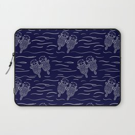 Otterly Devoted Laptop Sleeve