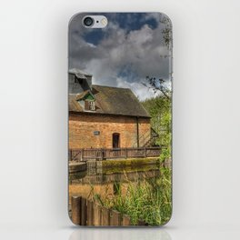 New Hall Mill iPhone Skin