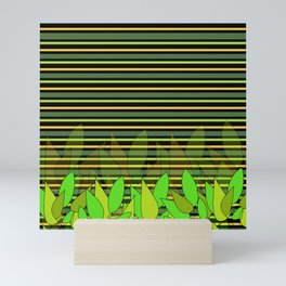 Fresh in nature Mini Art Print