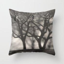 Metropolitan Light & Shadow Throw Pillow