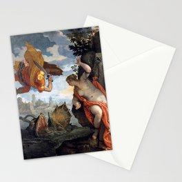 Perseus and Andromeda Stationery Cards
