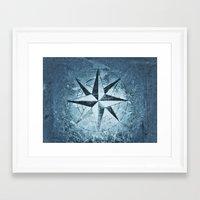 """destiny Framed Art Prints featuring """"Destiny"""" by Guido Montañés"""