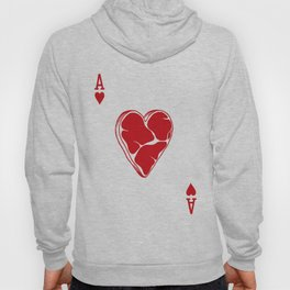 Delicious Deck: The Ace of Hearts Hoody