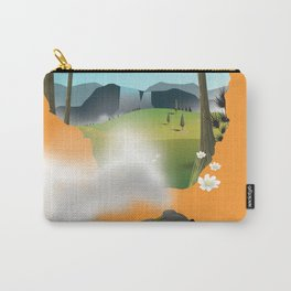 zimbabwe Carry-All Pouch