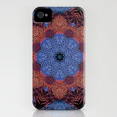 Abstract Design 12 Slim Case iPhone (4, 4s)