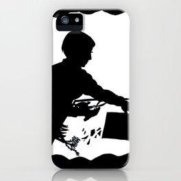 Lotte Reiniger Dedication iPhone Case