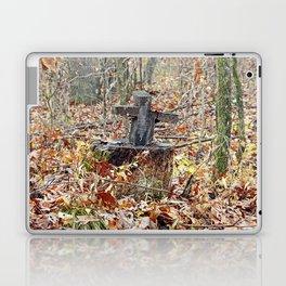 Cross in the Woods Laptop & iPad Skin