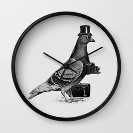 Tourist Wall Clock