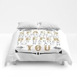 Spaces Comforters