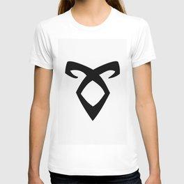 angelic rune T-shirt