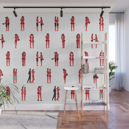 Love everyday(big) Wall Mural