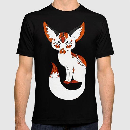 Mysterious Fox T-shirt