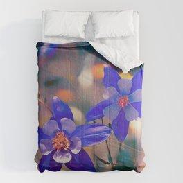 Colorado State Flower Comforters