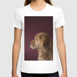 Dog by Josef Reckziegel T-shirt