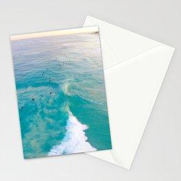 Sunrise Surfers Stationery Cards