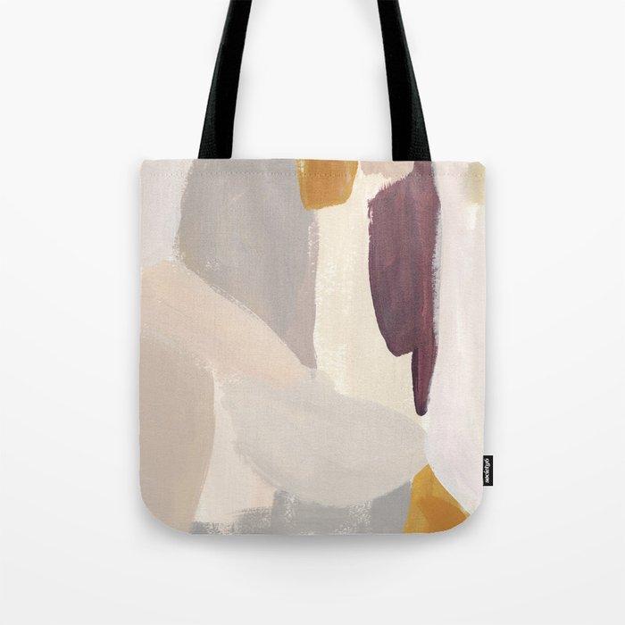 Plumb Crazy Tote Bag