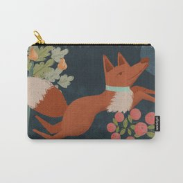 A Fox in The Forest Carry-All Pouch