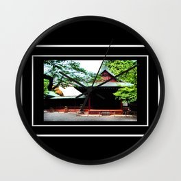 Empty Preformance (Japan) Wall Clock