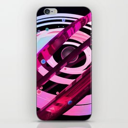 Jelly world iPhone Skin