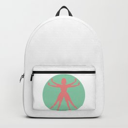 The Earthian woman Backpack