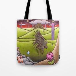 Awakening Tote Bag