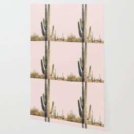 Desert Cactus Wallpaper