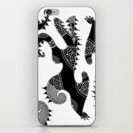 Gos Drac iPhone Skin