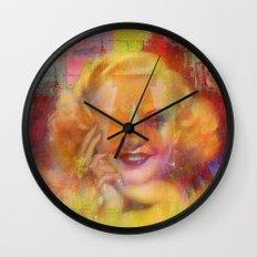 Come listen to a beautiful lie  Wall Clock
