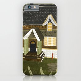book cottage iPhone Case