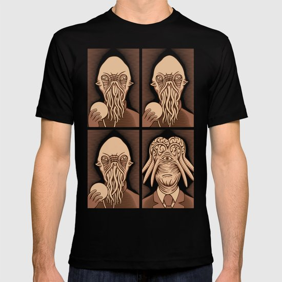 Ood One Out - Dalek T-shirt