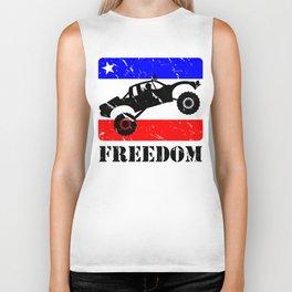 FREEDOM! Pre-Runner Biker Tank