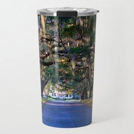 Avenue Of Live Oaks Travel Mug