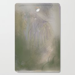 Dark and Enchanted Forest Cutting Board