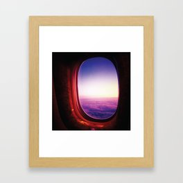 aperture Framed Art Print