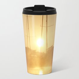 Bavarian sunset Travel Mug